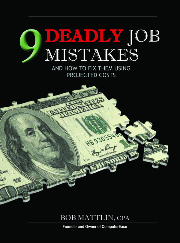 Job Cost eBook